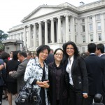 At a White House reception for Asian American Heritage Month
