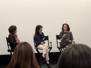 Conversation with Angelina Jolie and Loung Ung